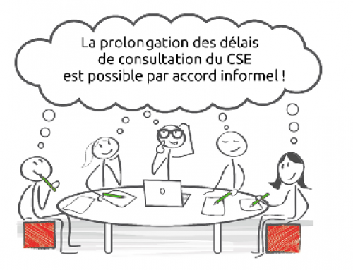 La prolongation des délais de consultation du cse par accord informel